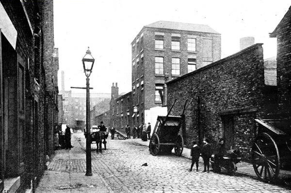 The Labour Home, Ancoats